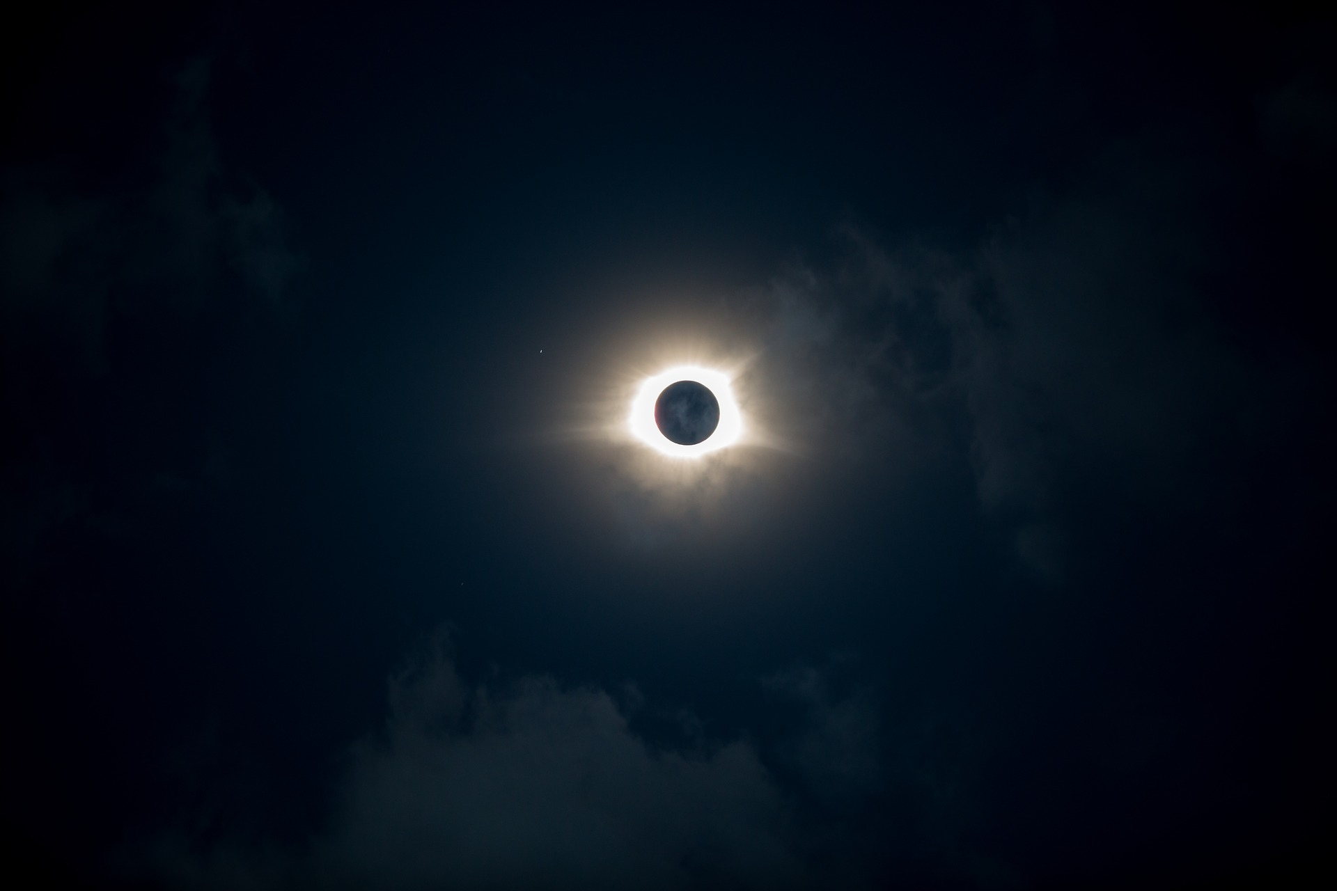 A Total Solar Eclipse Is Visible from Any Given Point on Earth Once Every 375 Years, on Average