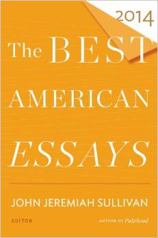 River Teeth Essay Selected for Reprint in Best American Essays Two Years in a Row