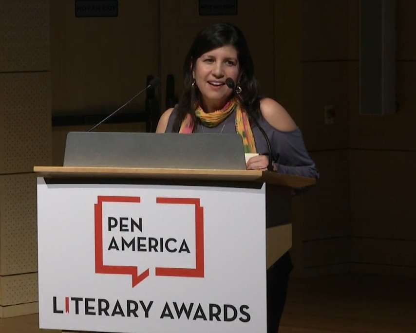 River Teeth 2014 Book Contest Winner Receives 2017 PEN Literary Award