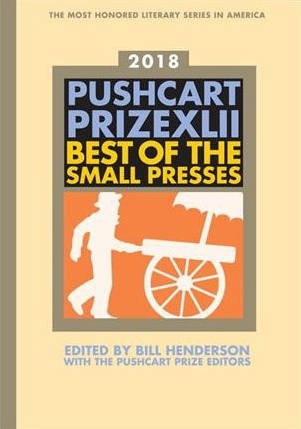Pushcart Nominations for 2017