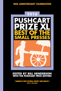 Beautiful Things Wins a Pushcart