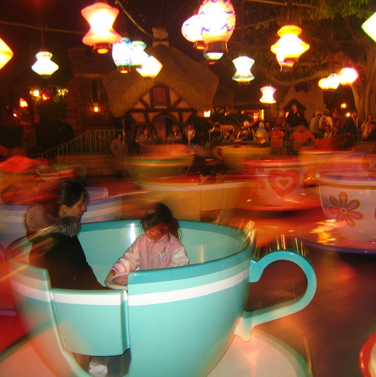 The Teacups (repeat)